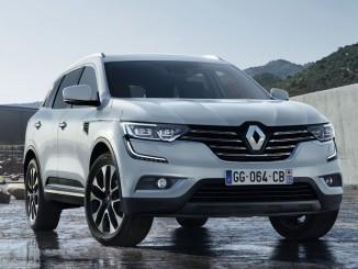Peking 2016: Renault zeigt neuen Koleos. © spohtits/Renault Koleos./Foto: Renault