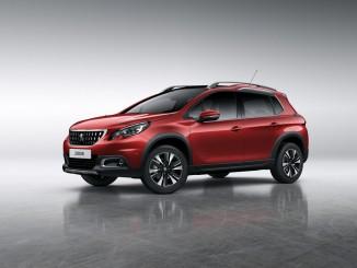 Überarbeiteter Peugeot 2008 ab sofort bestellbar. © spothits/Peugeot 2008./Foto: Peugeot