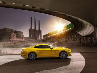 Ford Mustang meistverkauftes Sportcoupé der Welt. © spothits/Ford Mustang./Foto: Ford