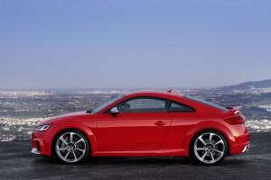 Peking 2016: Audi TT RS bekommt 60 PS mehr. © spothits/Audi TT RS./Foto: Audi