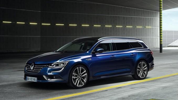 Renault Talisman Grandtour kommt zu Preisen ab 28 950 Euro. © spothits/Renault Talisman Grandtour./Foto: Renault