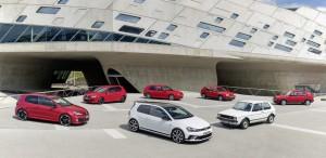 Wörthersee-Treffen 2016: Volkswagen feiert 40 Jahre Golf GTI. © spothits/Volkswagen feiert den 40. Geburtstag des Golf GTI./Foto: Volkswagen