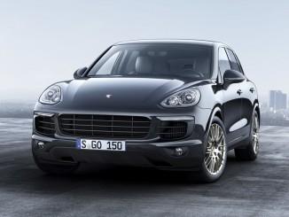 Porsche bringt Cayenne Platinum Edition. © spothits/Porsche Cayenne Platinum Edition./Foto: Porsche