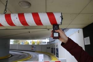 Parkhaus-Test: Viele Parkplätze zu schmal. © spothits/Platzbedarf von meodernen Autos/Foto: ADAC