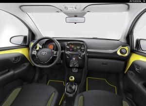 Toyota bringt Aygo-Sondermodell X-Cite. © spothits/Toyota Aygo X-Cite./Foto: Toyota