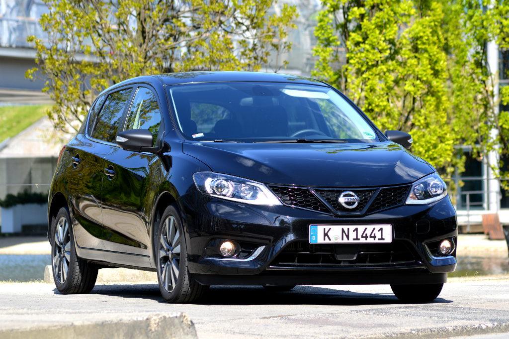 Test Nissan Pulsar 1.6 DIG-T Sport | spothits