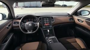 Renault Talisman: Vorteil Allradlenkung. © spothits/Renault Talisman./Foto: Renault