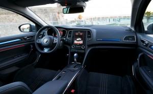 Renault Megane: Vorteil Allradlenkung. © spothits/Renault Talisman./Foto: Renault