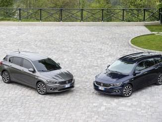 Der neue Fiat Tipo. © spothits/Fiat