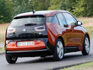BMW: Rekordabsatz trotz lahmenden US-Markts. © spothits/BMW i3./Foto: Auto-Medienportal.Net/Busse