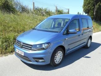VW startet Caddy-Umrüstung. © spothits/Volkswagen Caddy./Foto: Auto-Medienportal.Net