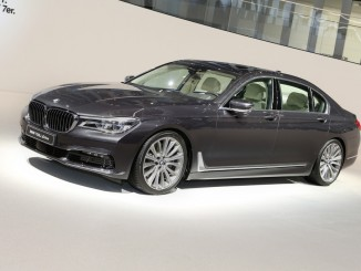 Automotive-Innovations Awards 2016: Die Sieger. © spothits/BMW 7er./Foto: Auto-Medienportal.Net/Thomas Bräunig