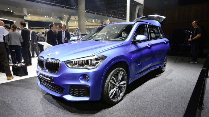 BMW zum 100jährigen mit Bestwerten. © spothits/BMW X1./Foto: Auto-Medienportal.Net/Thomas Bräunig