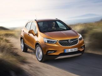 Opel Mokka X kann bestellt werden. © spothits/Auto-Medienportal.Net/Opel
