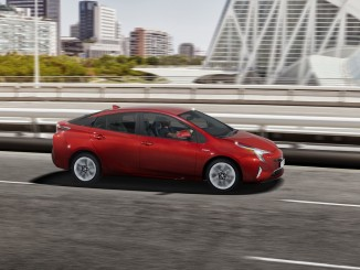 Hybridprämie bei Toyota. © spothits/Toyota Prius./Foto: Auto-Medienportal.Net/Toyota