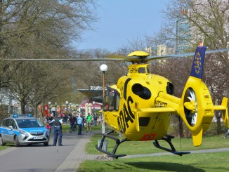 ADAC agiert in Zukunft nach dem Drei-Säulen-Modell. © spothits/Ein ADAC-Rettungshubschrauber bei der Landung./Foto: ADAC