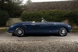 Bristol 400 – BMW ließ sich klaglos kopieren. © spothits/Bristol 400 Cabriolet von Pininfarina (1947)./Foto: Sotheby's