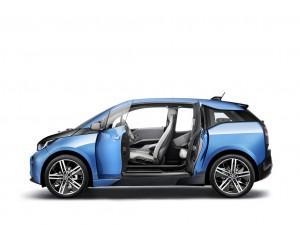 Mehr Reichweite für BMW i3. © spothits/BMW i3./Foto: BMW