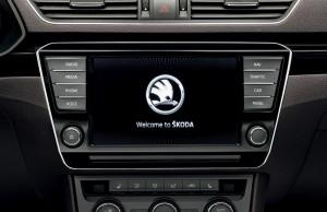 Neue Ausstattung für Skoda Superb. © spothits/Skoda Superb./Foto: Skoda