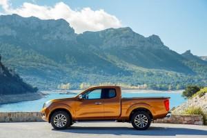 Nissan Navara als viersitziger King Cab erhältlich. © spothits/Nissan Navara (King Cab)./Foto: Nissan