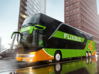 """Mein-Fernbus Flixbus"" wird zu ""Flixbus"". © spothits/Flixbus./Foto: Flixbus"