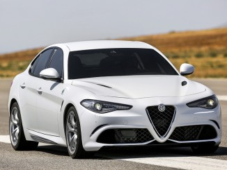 Alfa Romeo Giulia ab 10. Mai bestellbar. © spothits/Alfa Romeo Giulia./Foto: Alfa Romeo
