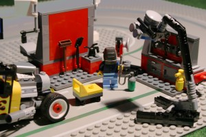 Ausprobiert: Ford-Set von Lego – liebevoll gestaltet. © spothits/Lego-Set: Speed-Champions Ford F-150 Raptor & Ford Model A Hot Rod./Foto: Auto-Medienportal:Net