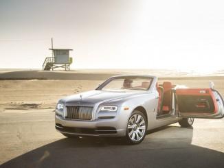 Fahrbericht Rolls-Royce Dawn: Unüberholbar. © spothits/Rolls Royce Dawn./Foto: Hersteller