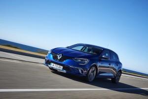 Renault Megane/Talisman: Vorteil Allradlenkung. © spothits/Renault Talisman./Foto: Renault