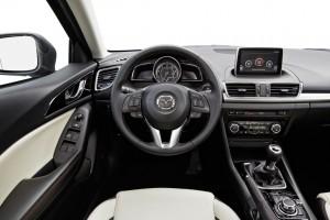 Mazda3 Skyactiv-D105: Noch mehr himmlische Aktivitäten. © spothits/Mazda3 Sky Aktiv D 105./Foto: Axel Busse