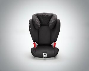 Volvo präsentiert neue Kindersitz-Generation. © spothits/Volvo-Kindersitz./Foto: Volvo