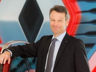 Hochgeschurtz wird Renault-Deutschland-Chef. © spothits/Uwe Hochgeschurtz./Foto: Renault/Christian Houdek
