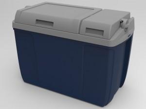 Mobicool bringt Kühlbox mit Rollen. © spothits/Mobicool