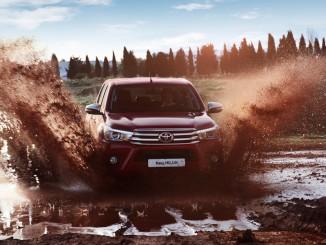 Toyota Hilux: Völlig neu nach altem Konzept. © spothits/Toyota Hilux./Foto: Hersteller