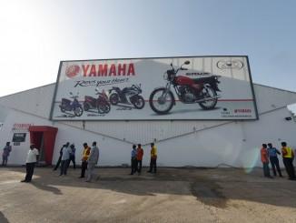 Yamaha nimmt zweiten Anlauf in Nigeria. © spothits/Yamaha-Werk in Nigeria./Foto: Yamaha