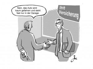 """Falsche Angaben bei der Kfz-Versicherung können teuer werden. © spothits/Mit falschen Angaben zu Tarifmerkmalen lassen sich leicht günstigere Prämien bei der Kfz-Versicherung """"erschummeln""""./Foto: Goslar Institut"""