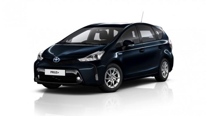Toyota stimmt Hybridsystem im Prius+ neu ab. © spothits/Toyota Prius+./Foto: Toyota