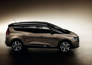 Renault Grand Scénic wird noch größer. © spothits/Foto: Hersteller