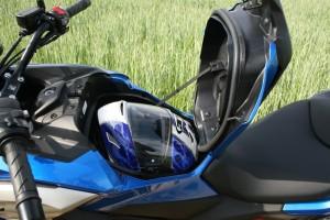 Honda NC 750 X: Für fast alles gewappnet. © spothits/Auto-Medienportal.Net