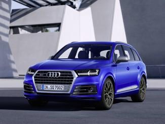 "Audi SQ7 TDI erhält ""Innovation Award"". © spothits/Audi"