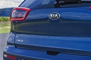 Kia Niro – Hybrid-Crossover für die Stadt. © spothits/Kia