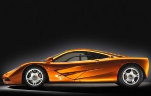 McLaren: Formel-1-Technik für die Straße. © spothits/Hersteller