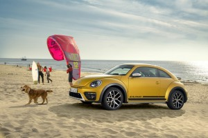 VW Beetle Dune: Ein Volkswagen für den Fahrspaß. © spothits/Volkswagen