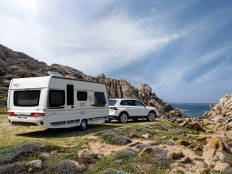 Fendt Bianco 2017: Kompakt-Caravan wird aufgewertet. © spothits/Fendt