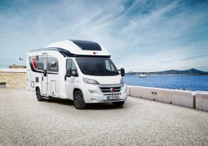 Bürstner Reisemobil Sondermodelle Edition 30. © spothits/Bürstner