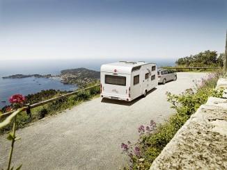 Bürstner Caravan 2017: Neuer Averso und weitere Grundrisse. © spothits/Bürstner