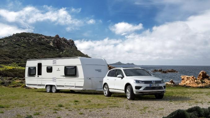 Fendt Diamant 2017: Caravan-Oberklasse gründlich überarbeitet. © spothits/Fendt
