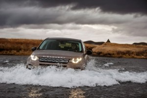 Test LandRover Discovery Sport 180 PS TD4 HSE. © spothits/LandRover