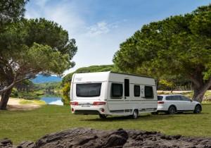 Fendt Saphir 2017: Einstiegs-Caravan überarbeitet. © spothits/Fendt