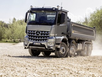 Leser wählten die besten Nutzfahrzeuge. © spothits/Auto-Medienportal.Net/Daimler